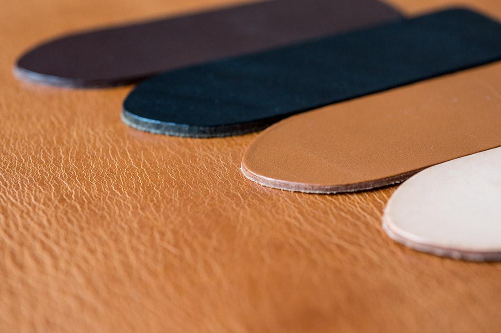 problankleder gefärbt